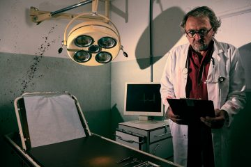 Dokter in escape room The Experiment in Zwolle